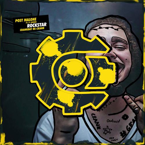 دانلود ریمیکس آهنگ Post Malone - Rockstar از Crankdat