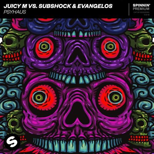 دانلود آهنگ Juicy M & Subshock & Evangelos به نام Psyhaus