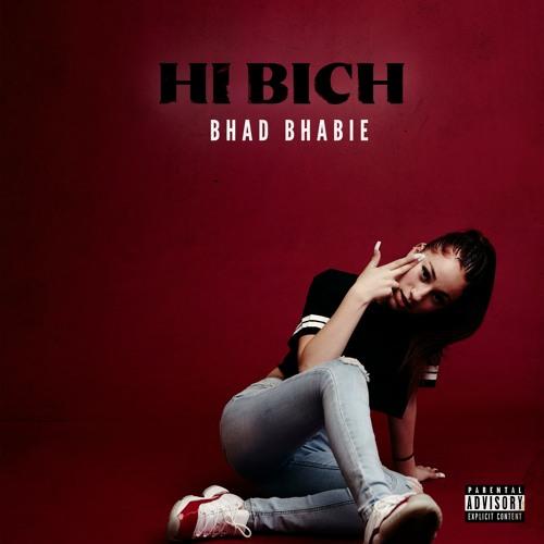 دانلود آهنگ Bhad Bhabie به نام Hi Bich