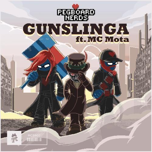 دانلود آهنگ Pegboard Nerds به نام Gunslinga