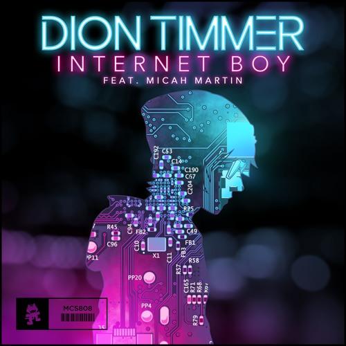 دانلود آهنگ Dion Timmer به نام Internet Boy