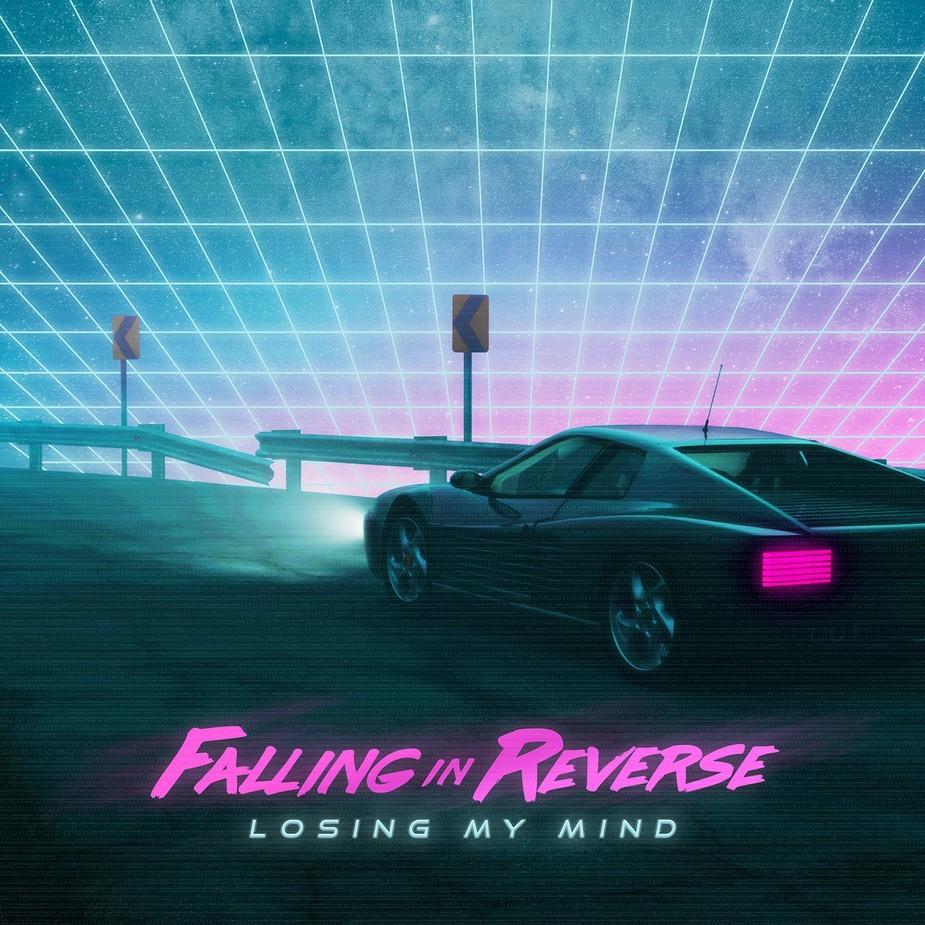 دانلود آهنگ Falling In Reverse به نام Losing My Mind