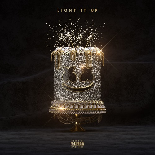 دانلود آهنگ Marshmello & Tyga & Chris Brown به نام Light It Up