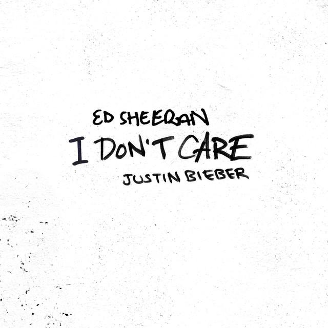 دانلود آهنگ Ed Sheeran & Justin Bieber به نام I Don't Care