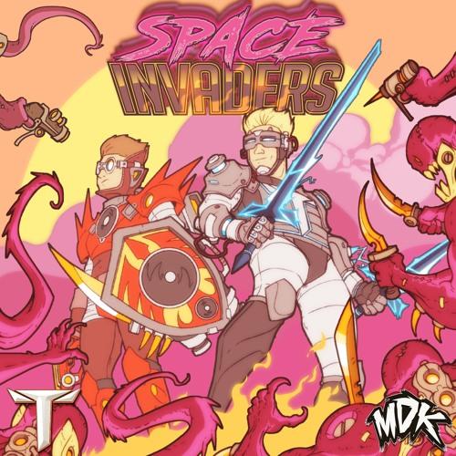 دانلود آهنگ Teminite & MDK به نام Space Invaders