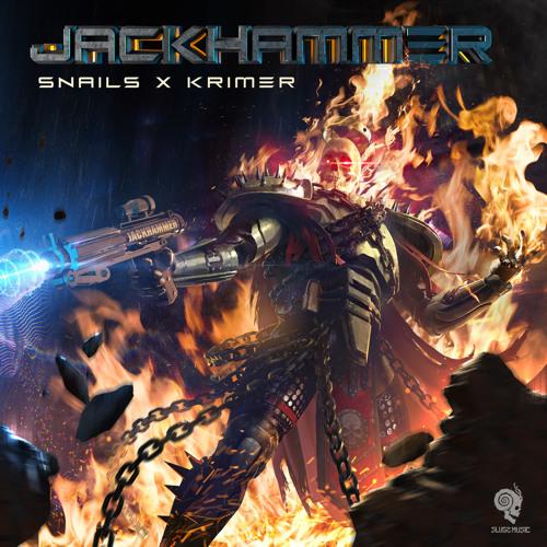 دانلود آهنگ SNAILS & Krimer به نام Jackhammer