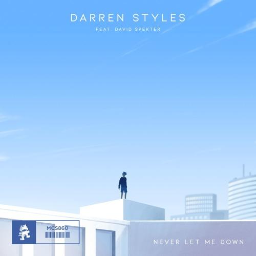 دانلود آهنگ Darren Styles به نام Never Let Me Down