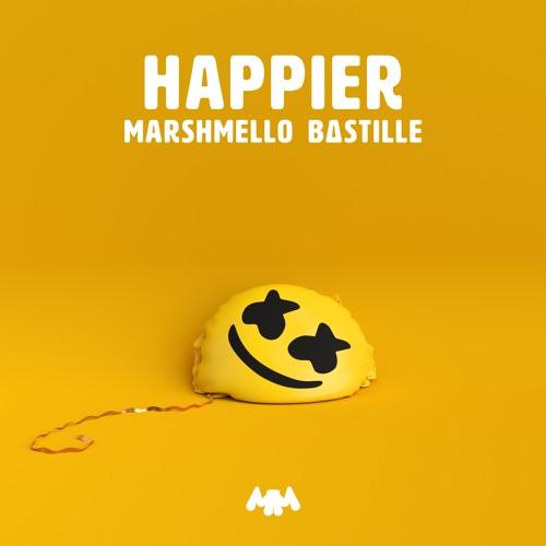 دانلود آهنگ Marshmello به نام Happier