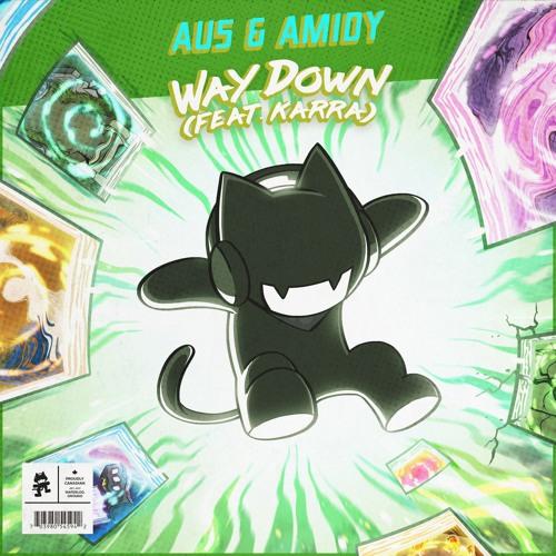 دانلود آهنگ Au5 & AMIDY به نام Way Down