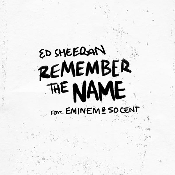 دانلود آهنگ Ed Sheeran & Eminem & 50 Cents به نام Remember The Name