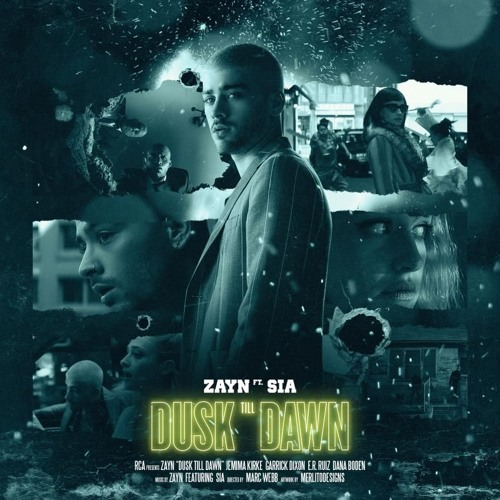 دانلود آهنگ ZAYN & Sia به نام Dusk Till Dawn