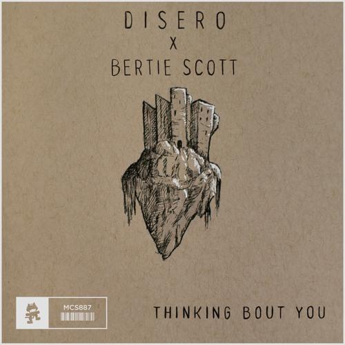 دانلود آهنگ Disero & Bertie Scott به نام Thinking Bout You