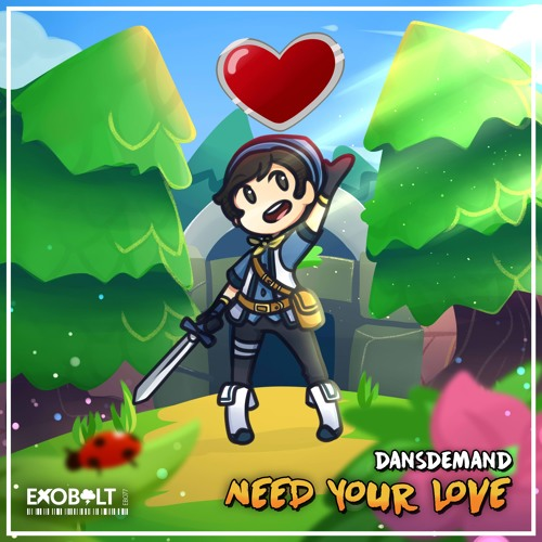 دانلود آهنگ DansDemand به نام Need Your Love