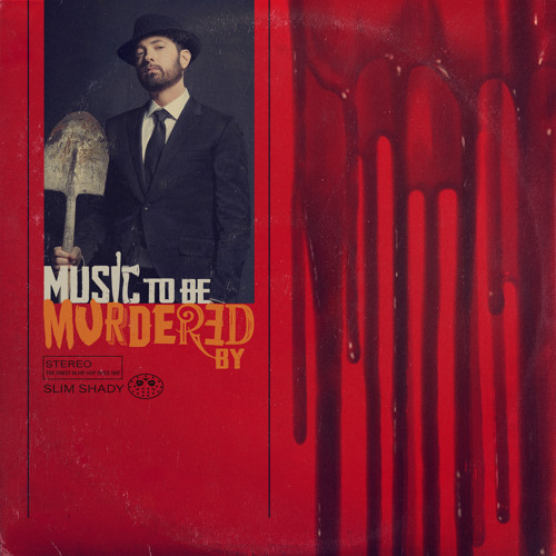 دانلود آلبوم جدید Eminem به نام Music To Be Murdered By